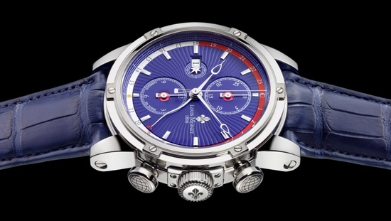 Louis Moinet Geograph Australian Limited Edition Watch