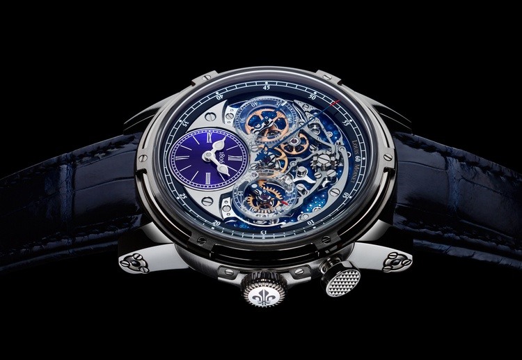 Louis Moinet Memoris 200th Anniversary Watch Profile