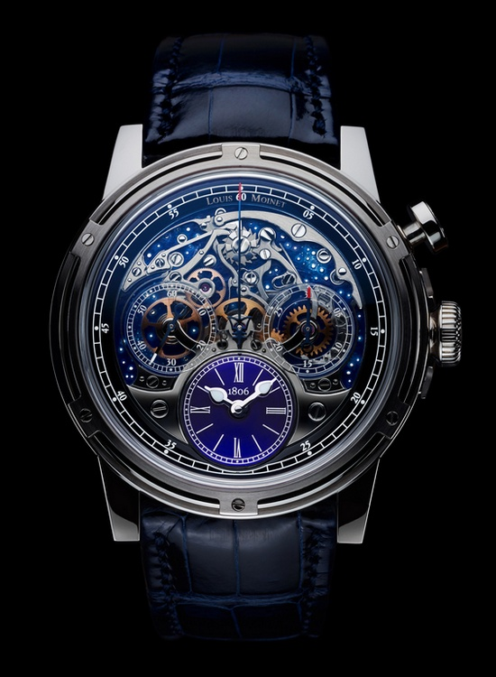 Louis Moinet Memoris 200th Anniversary Watch