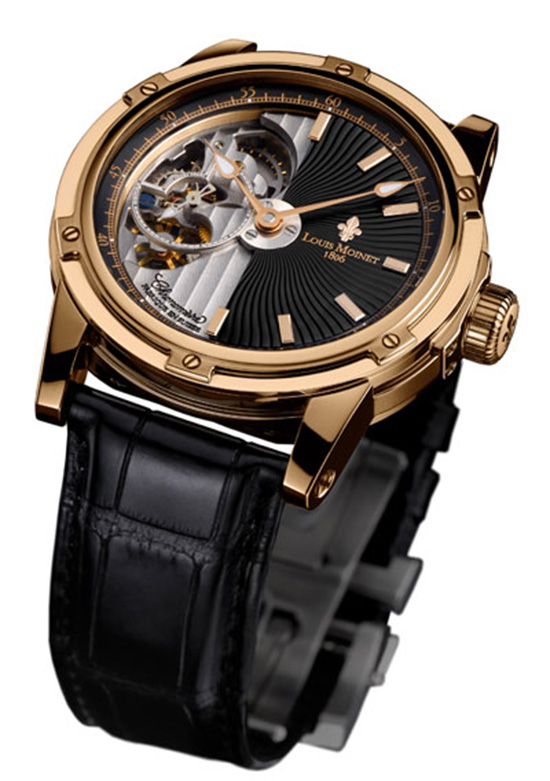 Louis Moinet Mecanograph Limited Edition Watch