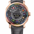 Louis Vuitton Escale Spin Time Watch Pink Gold