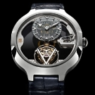 "Louis Vuitton Flying Tourbillon ""Poinçon de Genève"" Watch Front"