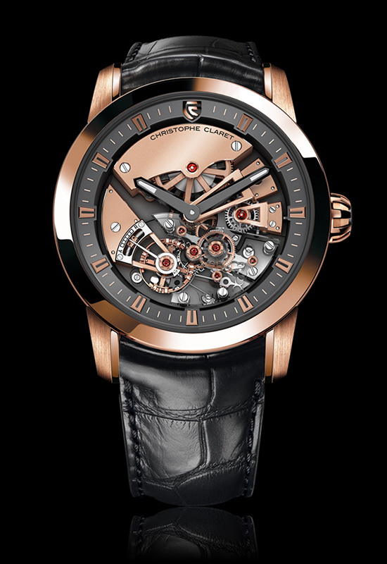 Christophe Claret Maestoso MTR.DTC07.060-080 Watch