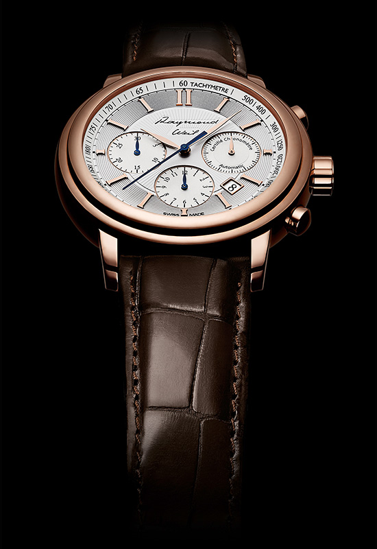 Raymond Veil Maestro Tribute to Raymond Weil Watch