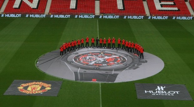 Hublot King Power Red Devil Watch Old Trafford