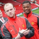 Wayne Rooney Hublot King Power Red Devil Watch
