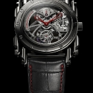 Manufacture Royale Androgyne Royale Glacier Skeleton Tourbillon Watch