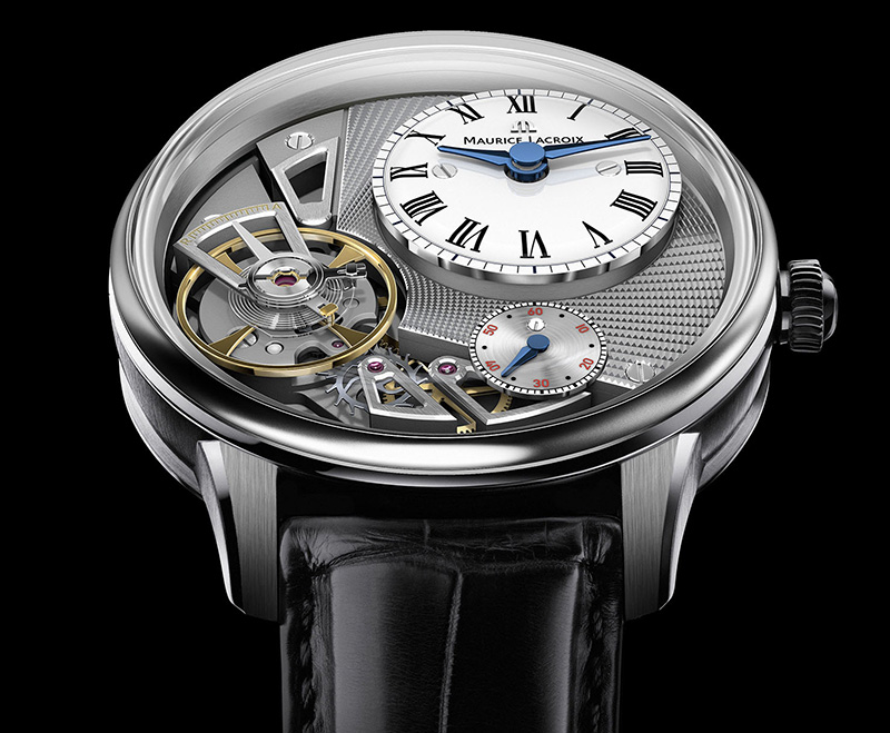 Maurice Lacroix Masterpiece Gravity Classic Watch Dial