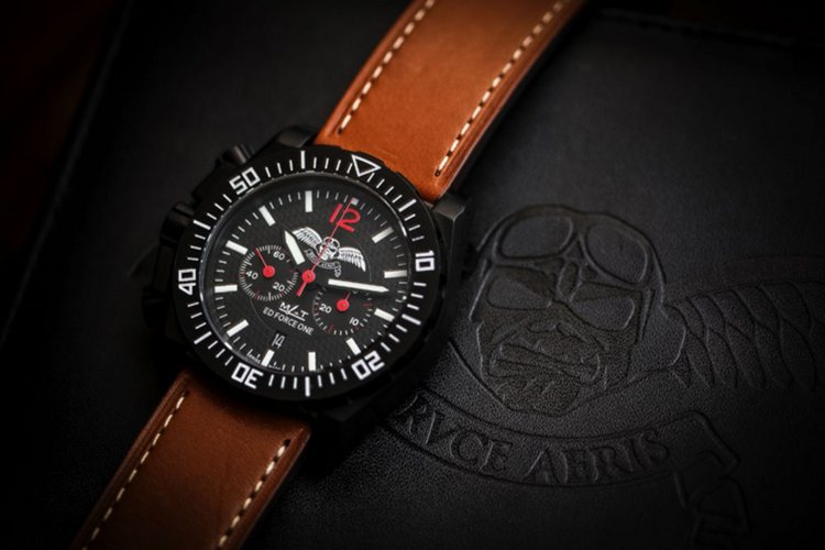 MATWATCHES Bruce Aeris Official Chronograph Watch
