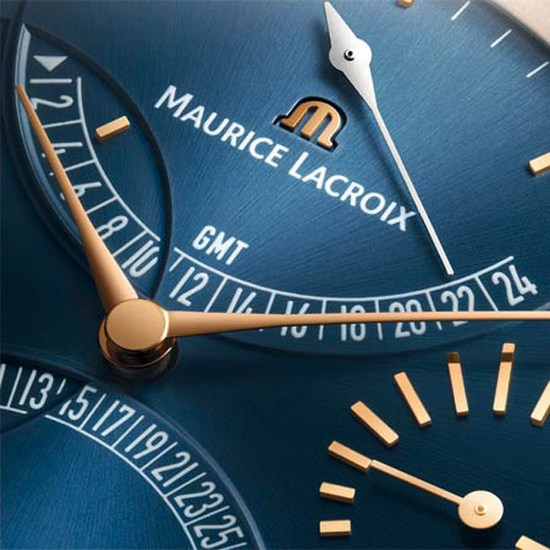 Maurice Lacroix Double Rétrograde Manufacture Automatique Watch Dial