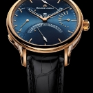 Maurice Lacroix Double Rétrograde Manufacture Automatique Gold Watch