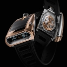 MB & F HM5 RT Watch Front And Back