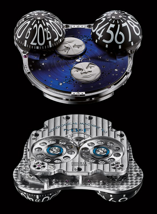 MB&amp;F Performance Art Pieces Moonmachine Limited Edition Watch Movement