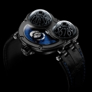 MB&F Performance Art Pieces Moonmachine Limited Edition Watch Black Titanium