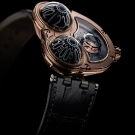 MB&F Performance Art Pieces Moonmachine Limited Edition Watch Rose Gold