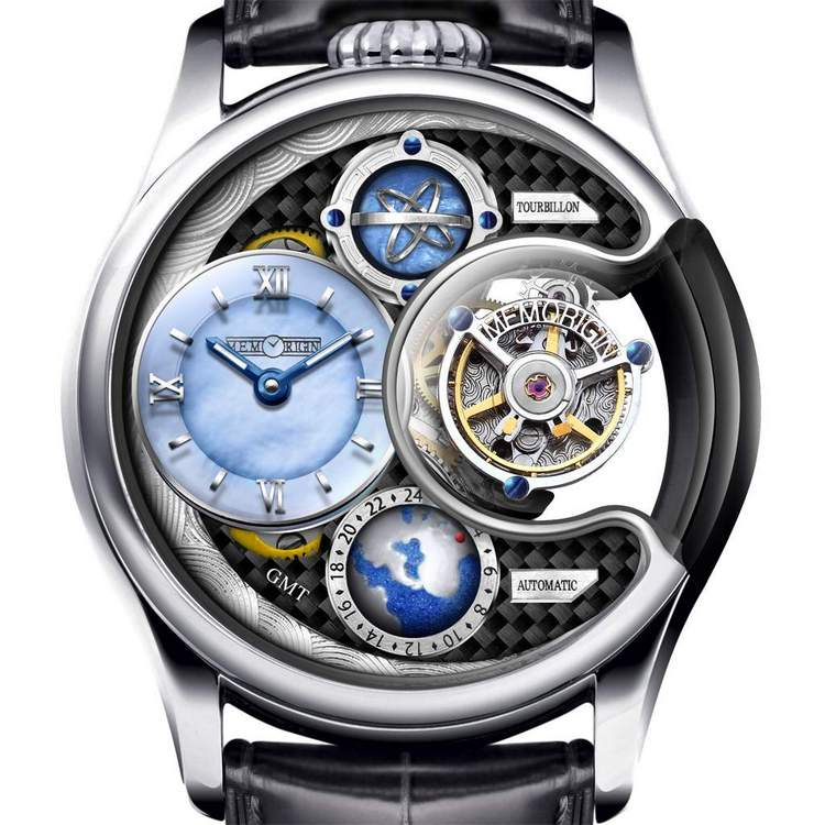 Memorigin Stellar Series Watch Dial