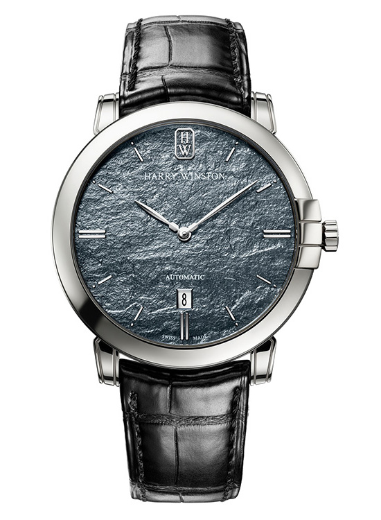 Harry Winston Midnight Monochrome Automatic Watch