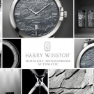 Harry Winston Midnight Monochrome Automatic Watch Promo