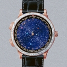 Van Cleef & Arpels Midnight Planetarium Poetic Complication Diamond Encrusted Watch