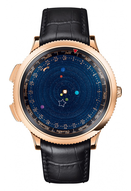 Van Cleef & Arpels Midnight Planetarium Poetic Complication Watch