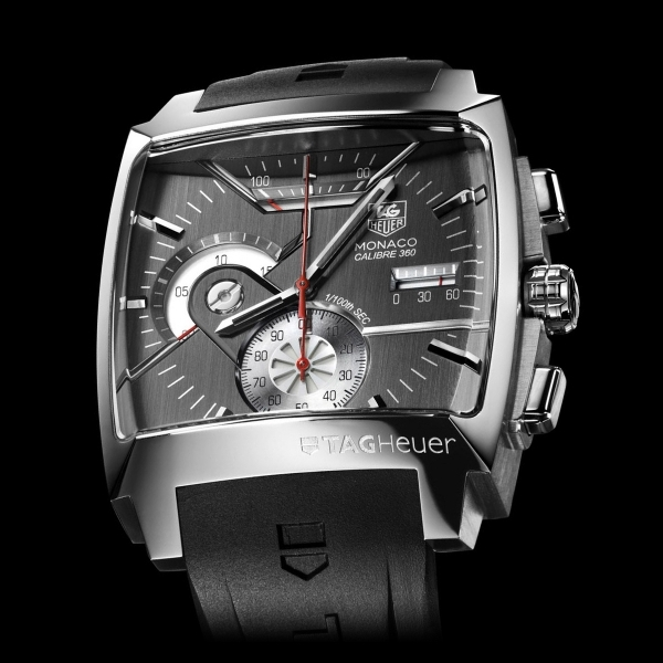 1b41b2027f7 Tag Heuer Monaco Calibre 12 LS Automatic Chronograph Watch | Watch ...