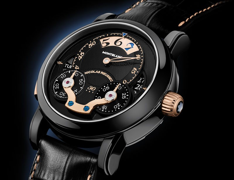 Montblanc Nicolas Rieussec Only Watch 2013