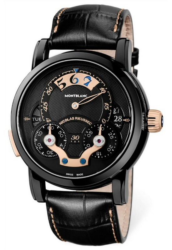 Montblanc Nicolas Rieussec Only Watch 2013 Front