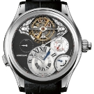 Montblanc Villeret 1858 Exo Tourbillon Chronographe Watch White Gold
