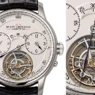 Moritz Grossman Dazzling Benu Tourbillon Watch Dial