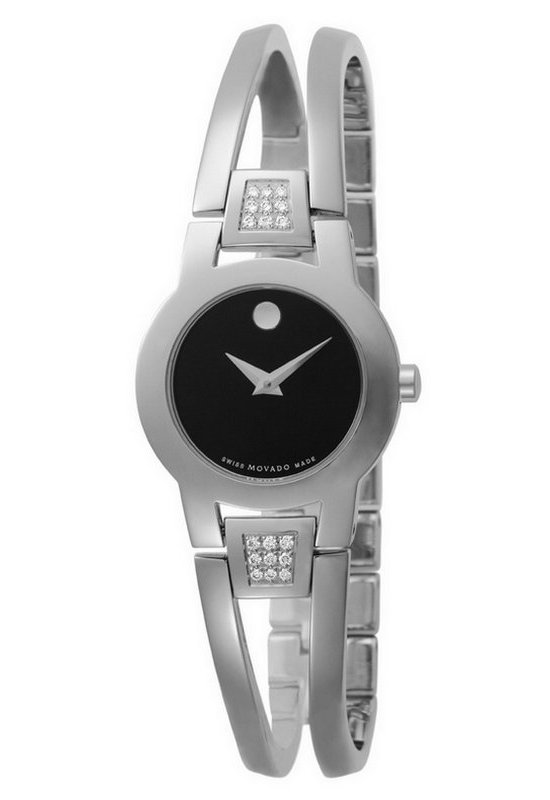 Movado Amorosa Diamond Accented Watch 06064982