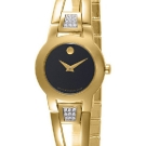 Movado Amorosa Diamond Accented Watch 06064984