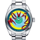 Kenny Scharf for the Movado Artists Series Time Dial Watch 0606430