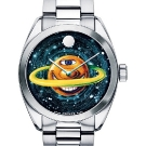 Kenny Scharf for the Movado Artists Series Universal Time Dial Watch 0606431