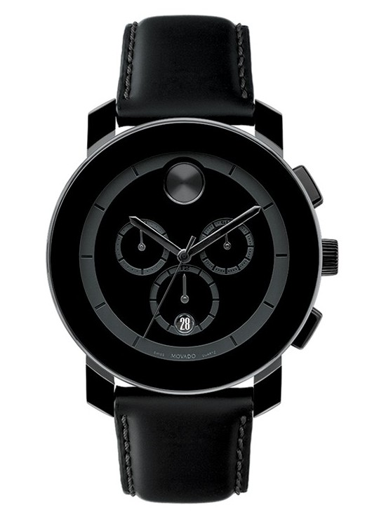 Movado Bold Chronograph Watch 36000014