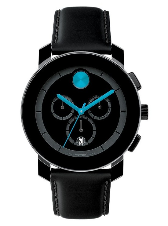 Movado Bold Chronograph Watch 36000021