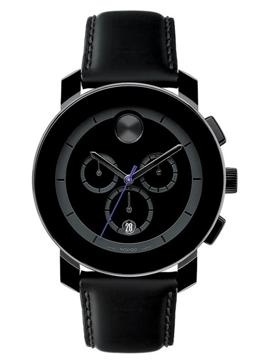 Movado Bold Chronograph Watch 36000022