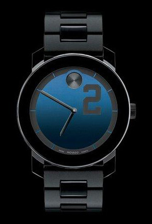 Movado Bold Derek Jeter Commemorative Watch