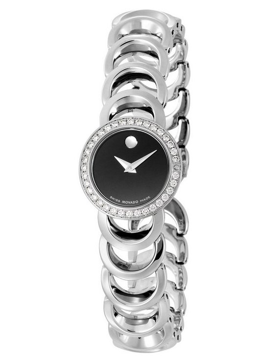 Movado Rondiro Diamonds 0606251 Watch