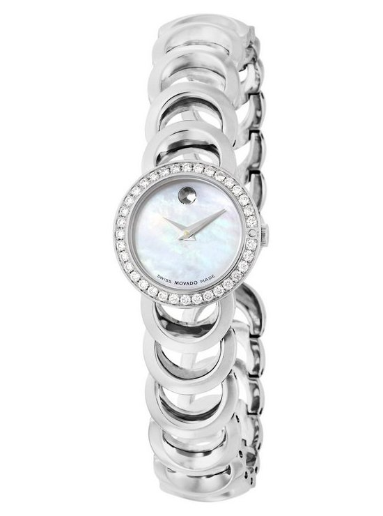 Movado Rondiro Diamonds 0606252 Watch