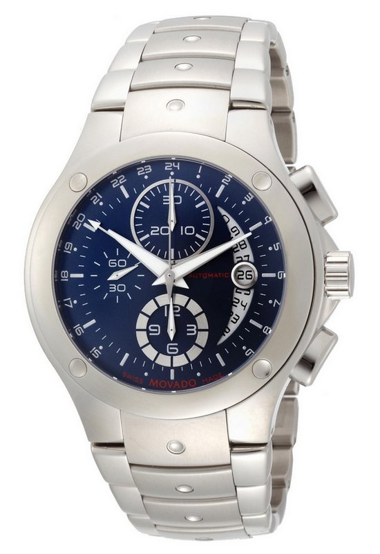 Movado SE Chronograph Watch 0606350