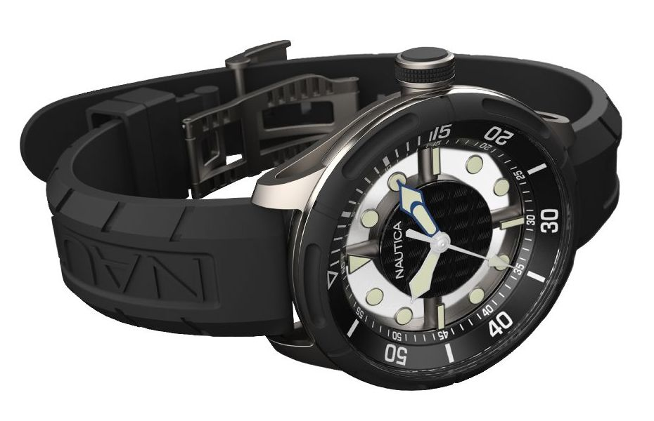 Nautica NMX 600 Watch