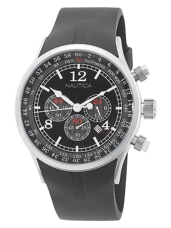 nautica-nsr-01-black-chronograph-front