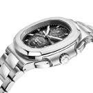 Patek Philippe Nautilus Travel Time Chronograph Ref. 5990/1A Watch Side
