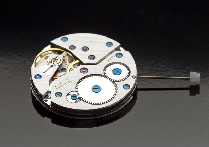 Neuhaus Janus DoubleSpeed Watch Movement