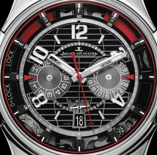 Jaeger-LeCoultre AMVOX 7 Chronograph Watch Dial
