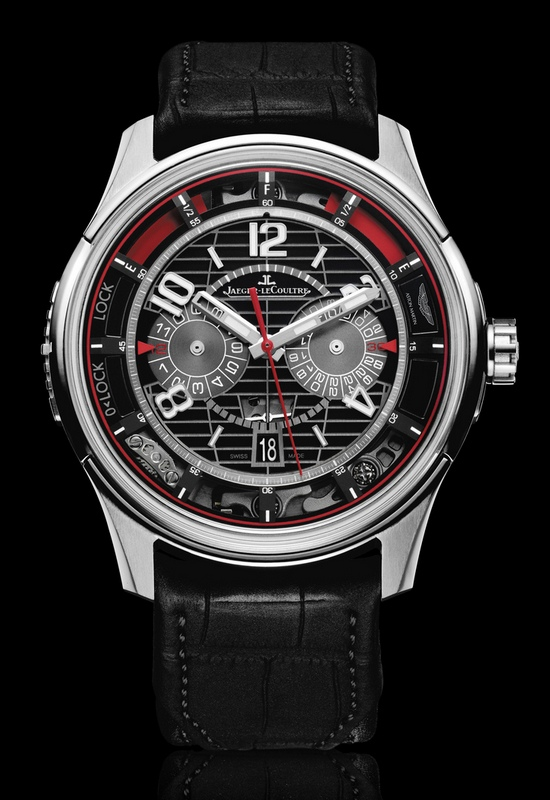 Jaeger-LeCoultre AMVOX 7 Chronograph Watch Front