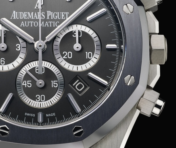 Audemars Piguet Royal Oak Leo Messi Chronograph Limited Edition Watch Detail