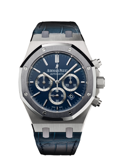 Audemars Piguet Royal Oak Leo Messi Chronograph Platinum