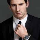 Leo Messi Wearing Audemars Piguet Royal Oak Chronograph Watch