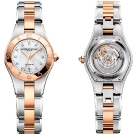Baume et Mercier Linea Collection Linea 10114 Watch Front and Back